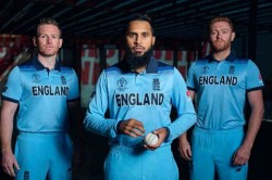 Icc Cricket World Cup 2019 England Unveil World Cup Kit Inspired
