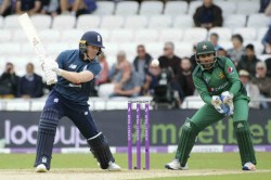 England Captain Eoin Morgan Suffers Injury Scare Ahead Of World Cup 2019 Sent To Hospital For X Ray