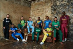 Virat Kohli S King Pose In This Photo Of Cricket World Cup