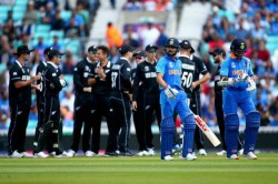 Icc World Cup Warm Up Cricket Match 2019 At London Kohli Out For