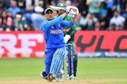 Icc Cricket World Cup 2019 Warm Up Game Dhoni Rahul Headline Indias Comfortable Win