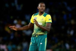 Ipl 2019 South Africa Hopeful Kagiso Rabada Makes Full Recovery Ahead Of World Cup