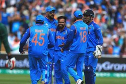 Icc World Cup 2019 Kedar Jadhav Declared Fit Confirms Chief Selector Msk Prasad