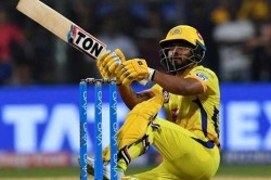 Ipl 2019 Kedar Jadhav Sustains Shoulder Injury Chennai Super Kings To Miss Him In Play Offfs