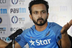 Kedar Jadhav Out Of World Cup Indian Team Hit With Major Injury Scare