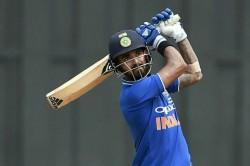 India Vs Bangladesh Warm Up Game Kl Rahul All But Seals