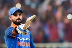 Icc Cricket World Cup 2019 Virat Kohli Is Not Human He