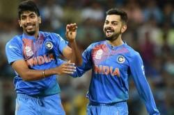Icc Cricket World Cup 2019 Virat Kohli Jasprit Bumrah Lead Respective Player Rankings