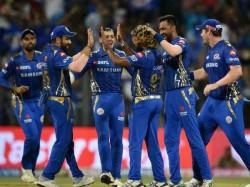 Ipl 2019 Mi Vs Kkr Live Updates Mumbai Finish On Top Of Table With Nine Wicket Win