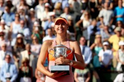 French Open Former Champion Maria Sharapova Pulls Out Of Tournament