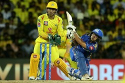Ipl 2019 Csk Vs Mi Match Qualifier 1 Luckily We Finished In The Top Two