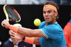 French Open Rafael Nadal Backs Roger Federer Ahead Of Potential Doubles Pairing