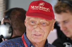 Niki Lauda Three Time Formula One Champion Dies At