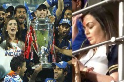 Ipl 20019 Csk Vs Mi Nita Ambani Trolled For Tensed Reactions After Mumbai
