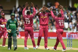 Icc World Cup 2019 Wi Vs Pak Live Score Pakistan Trolled After Their Shortest Innings