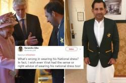 Pakistan Captain Sarfaraz Ahmed Explains Why He Wore Shalwar