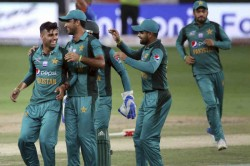 Three Changes Likely In Pakistan World Cup Squad