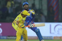 Ipl 2019 Csk Vs Dc Rishabh Pant Blocks Suresh Raina S Way