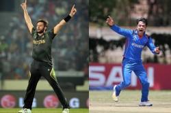 Icc Cricket World Cup 2019 I Wanted To Bat Like Shahid Afridi Says Rashid Khan