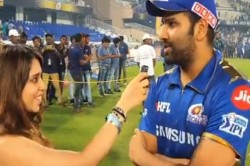 Mi Skipper Rohit Sharma Opens Up About Special Win In Candid Interview With Wife Ritika