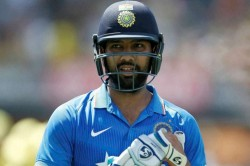 Icc Cricket World Cup 2019 Calmness Rather Than Desperation Needed To Lift Title Says Rohit Sharma