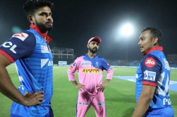 Rajasthan Royals Have Won The Toss And Have Opted To Bat