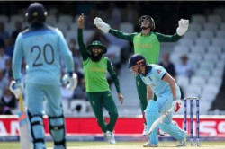 England Vs South Africa Live Score World Cup 2019 England Are 311 For