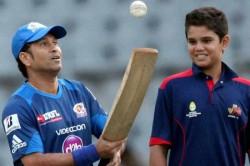 Sachin Tendulkar Passes His Father S Words Of Wisdom To Son