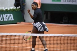 French Open 2019 Champion Queen Mom Goddess Serena Makes Fashion Statement