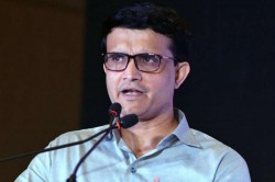 India A Strong Team For The World Cup Says Sourav Ganguly