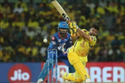 Ipl 2019 Match 50 Chennai Super Kings Vs Delhi Capitals Statistical Highlights