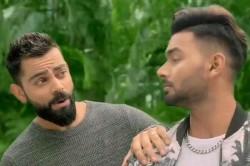 Virat Kohli Rishabh Pant Trolled On Social Media After Duo Star In New Tv