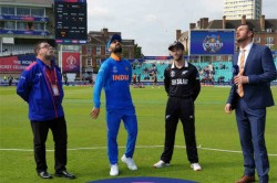 Icc World Cup Warm Up Cricket Match 2019 At London Rohit Departs Early All Eyes On Kohli