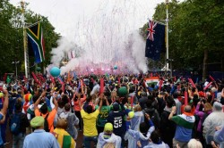 Icc World Cup 2019 Opening Ceremony Highlights Anil Kumble Viv Richards Play 60 Second Challenge