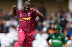 Icc Cricket World Cup 2019 I Am A Fast Bowler Not Medium Pacer Says Annoyed Andre Russell