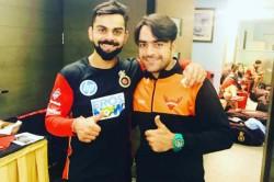Watch Rashid Khan Reveals How Afghan Teammate Stole Special Bat