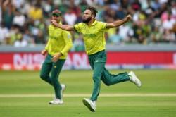 Icc Cricket World Cup 2019 Pakistan Vs South Africa Imran Tahir