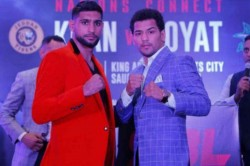 Boxer Amir Khan Out To Avenge Pakistan S Loss In World Cup Against India
