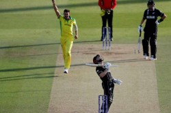 Mitchell Starc Stars As Australia Thump New Zealand