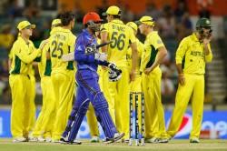 Icc Cricket World Cup 2019 Afghanistan Vs Australia Afghanistan Face Australia