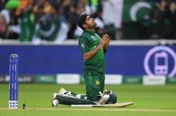 Cwc 19 New Zealand Vs Pakistan Pakistan Beat New Zealand By Six Wickets Boosting Their Semi Final