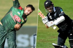 Icc Cricket World Cup 2019 Bangladesh Vs New Zealand Match