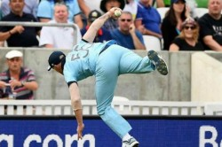 Icc World Cup 2019 Ben Stokes On Catch Of The Century