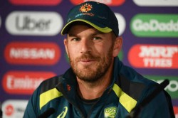 Don T Want To Tempt Fate Aaron Finch Not Keen On Resting Mitchell Starc