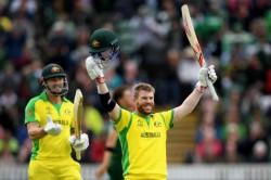 Cwc 2019 Australia V Pakistan Live Score David Warner Brings Up His 15th Odi Ton