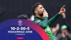 Cwc 2019 Australia V Pakistan Live Score Amir Fifer Restricts Aussies To