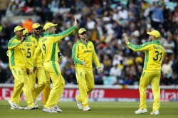 Sl Vs Aus Live Score Icc Cwc 2019 Australia Win By 87 Runs