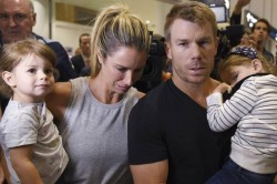 David Warner S Wife Candice Suffered Two Miscarriages During Ball Tampering Ban
