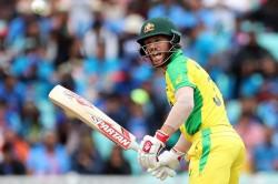 Cwc19 India Vs Australia Sachin Tendulkar Surprised With David Warners Slow Batting