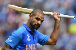 Icc World Cup 2019 India Vs Australia Shikhar Dhawan Ton Claims New World Record For India